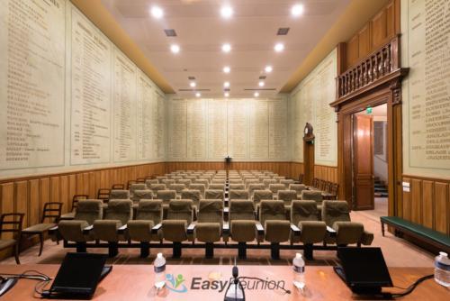 Auditorium de l'espace Belle Chasse Paris
