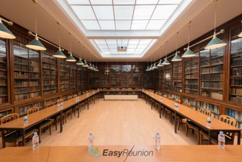 Grande Bibliothèque réunion prestige