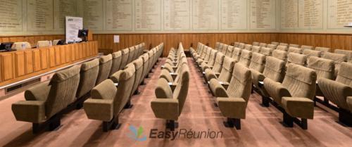 Auditorium Paris proposé par Easy Réunion